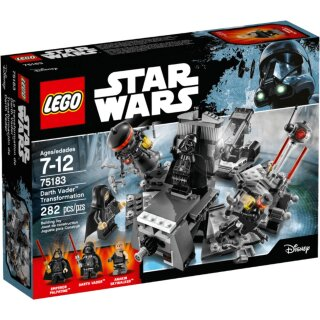Lego 75183 - Star Wars Darth Vader Transformation