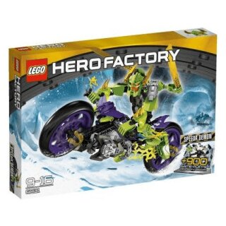 Lego 6231 - Hero Fatory Speeda Demon